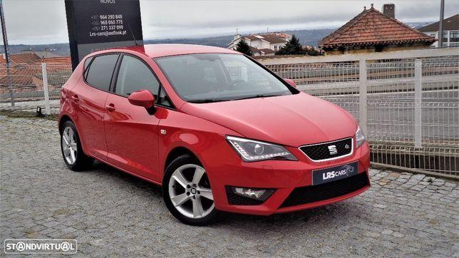 SEAT Ibiza 1.4 TDi Fr DSG