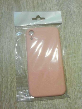 Obudowa na Iphone XR w kolorze różowym