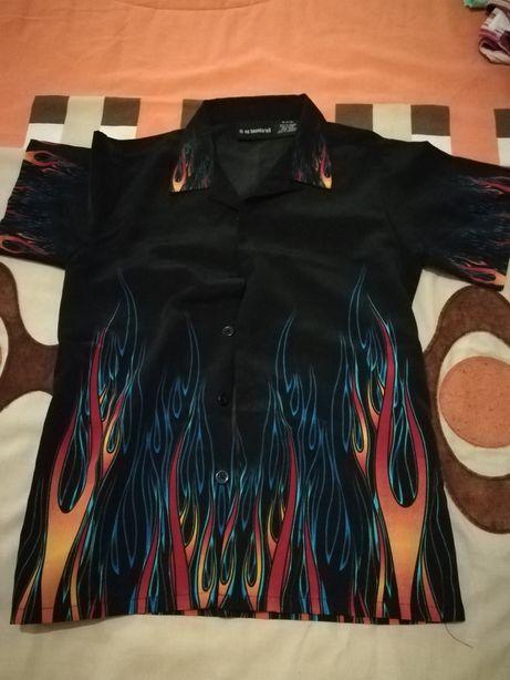 Camisa rapaz tamanho S