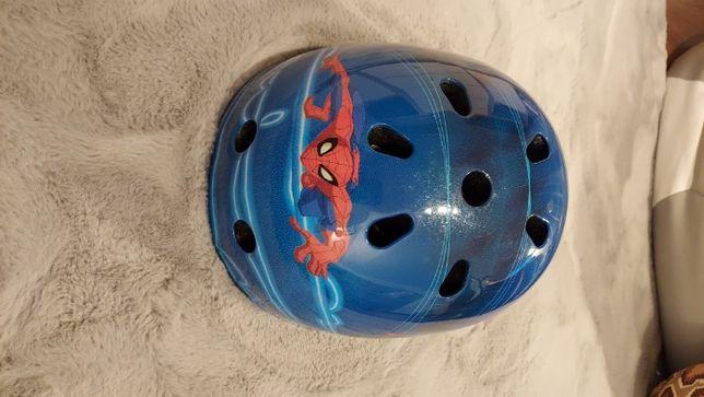 Super kask na rolki, rower, deskorolkę SPIDER-MAN