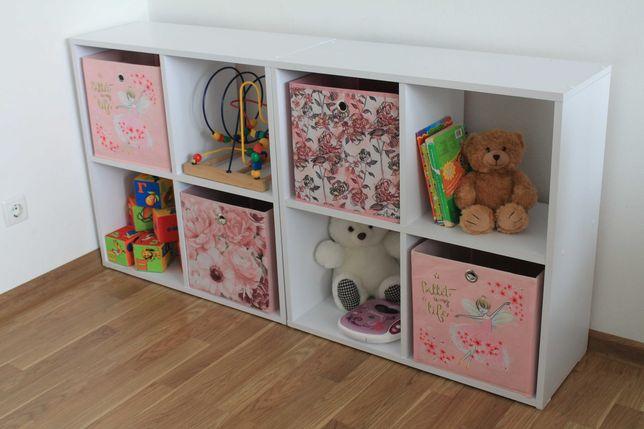 Коробки для игрушек, Корзина, Короб текстильний