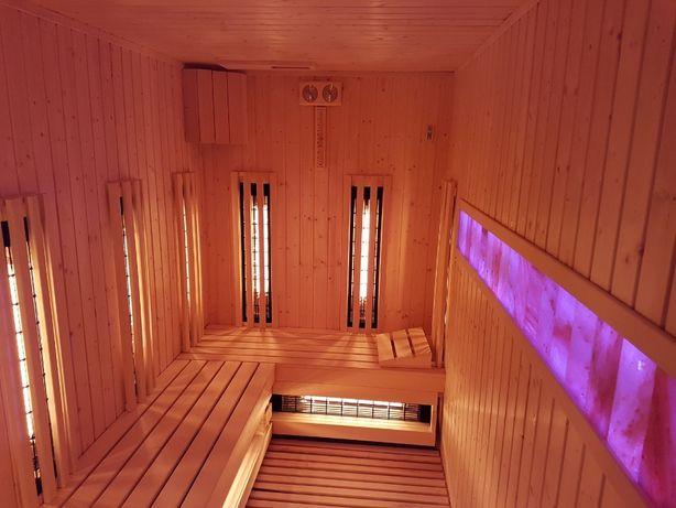 domki wakacyjne drewniane całoroczne, kajaki, jacuzzi, sauna