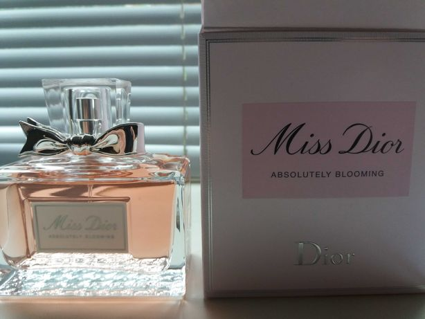 Dior  Miss Dior Absolutely Blooming-100 мл.