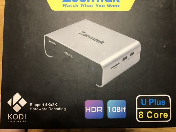 Box smart TV ZOOMTAK
