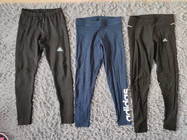Adidas damskie legginsy r. M