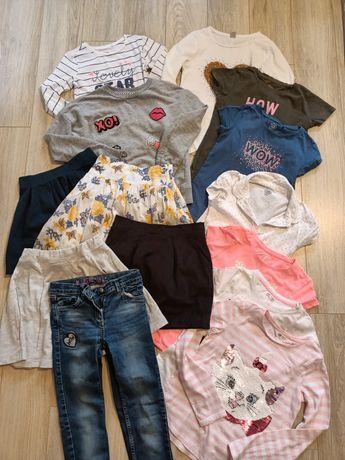 Zestaw ubrań dla dziewczynki 134/140