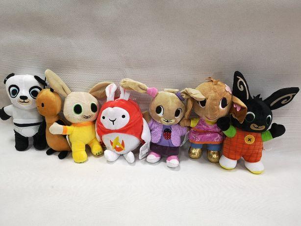 Bing i przyjaciele Nowa maskotka Sula,Koko,Charlie,Pando,Tuliś,Amma