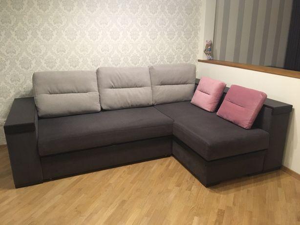 Продам розкладний кутовий диван «Орфей»