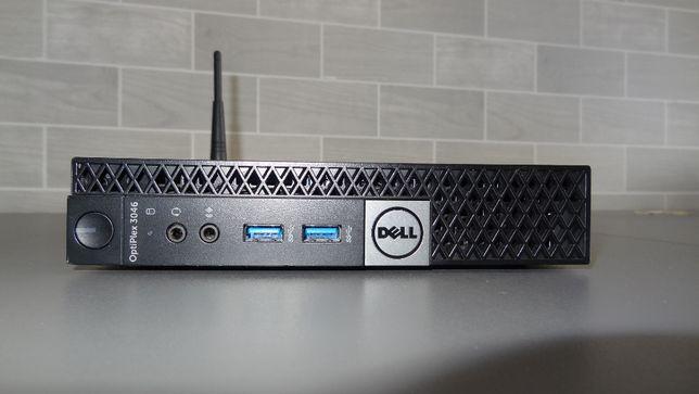 Dell OptiPlex 3046 Micro MFF USFF HTPC i3-6100T 16GB SSD 256GB Win10