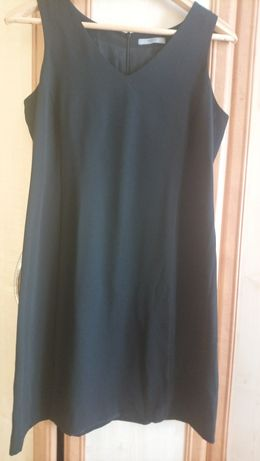 Markowa sukienka Marks& Spencer typu mała czarna L/XL