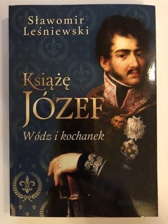 Książę Józef wódz i kochanek, Sławomir Leśniewski