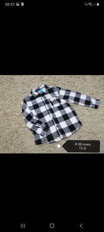 Koszula flanelowa r 98