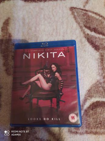 Nikita sezon 1 Blu ray
