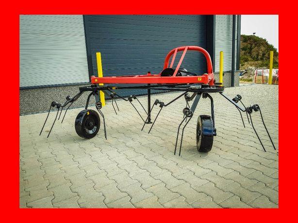 Nowy pająk ABRA przetrząsacz karuzelowy 4 ramienny transport PROMOCJA!