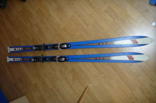 Narty K2 TWO 78 dł 178 cm