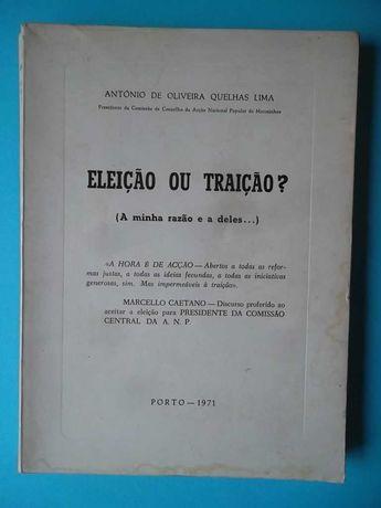Eleição ou Traição? - ANP de Matosinhos (1971)