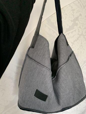 Torba dresowa shopper bag