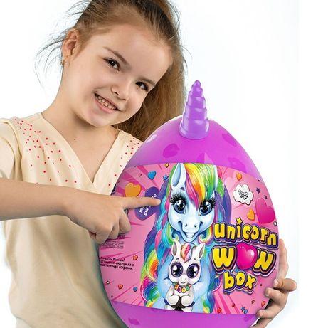 Креативний игровой набор Unicorn WOW Box, Dino Surprise Box