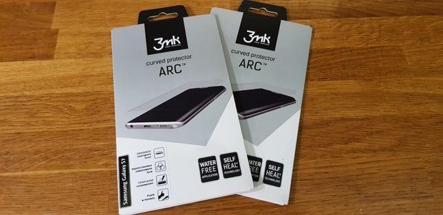 3MK ARC - folia na cały wyświetlacz SAMSUNG GALAXY S7