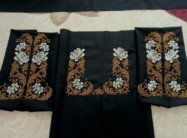 вишита заготовка плаття