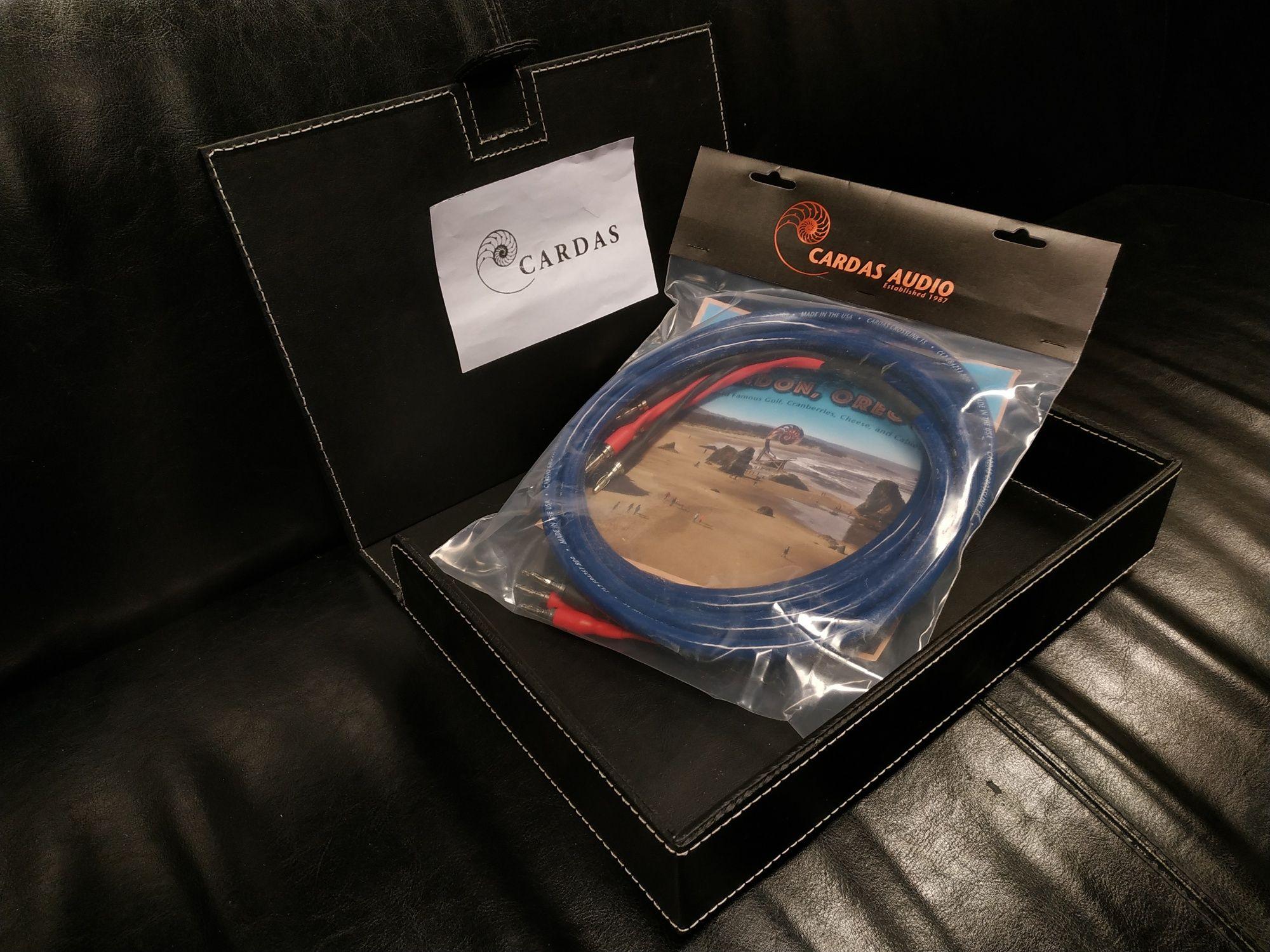 Cardas Crosslink kable głośnikowe konfekcja oferta Trans Audio Hi-Fi