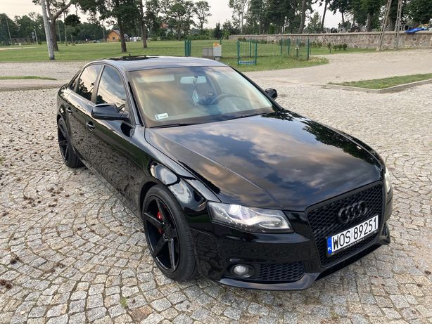 Audi A4 B8 3.0 quattro