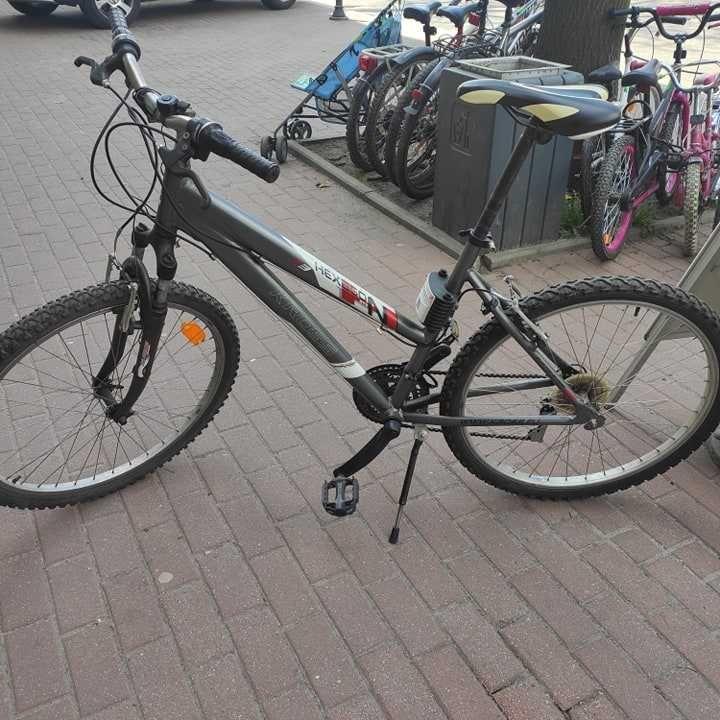 """rower młodzieżowy Kross Hexagon  V3 26"""", lombard madej sc"""