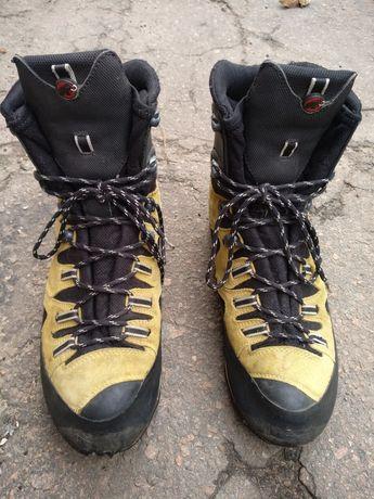 Ботинки Mammut Monolith GTX р11 (45) Gore-Tex vibram туризм альпинизм