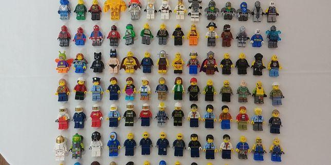 Figurki Lego oryginalne Ninjago/Nexo Knights/City/Minifigures