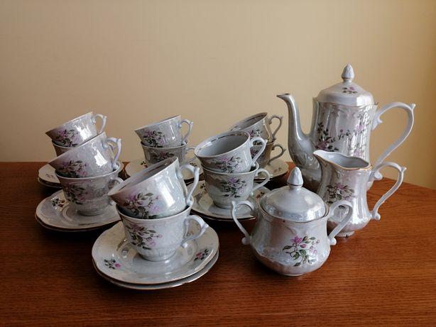 Serwis kawowy 12 osób ceramika Włocławek