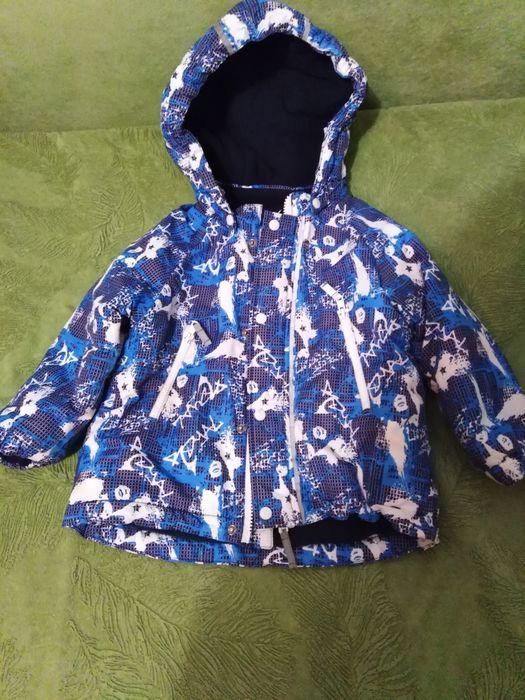 Куртка дитяча, зимова Сумы - изображение 1