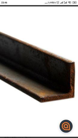 Уголок металлический 50×50×6,5