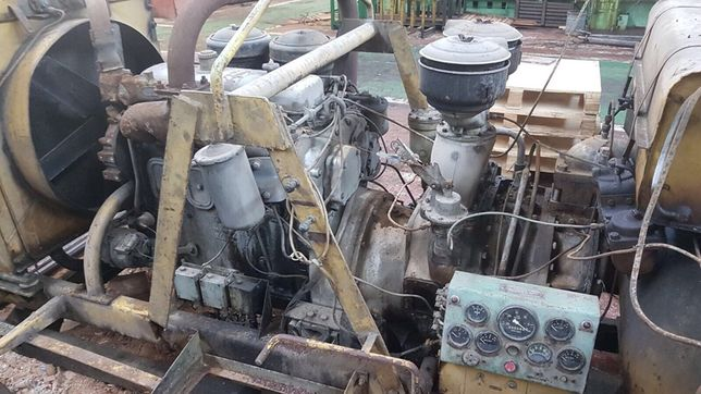 Продам компрессорную станцию производительность 5,2 м3 на базе дизеля