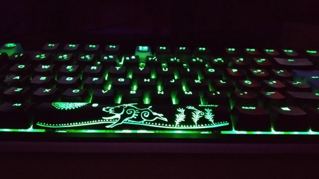 Ducky One 2 RGB Cherry MX Silent