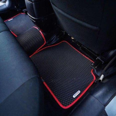 EVA коврики Honda Accord Civic CR-V црв акорд + подпятник в подарок