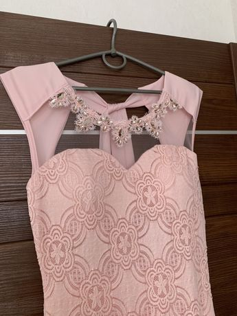 Плаття рибка куплене в Італії S/M. Нове. Вечернее платье