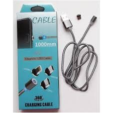 Кабель Магнитный iPhone 5\6\7\8\9\10 Magnetic Cable