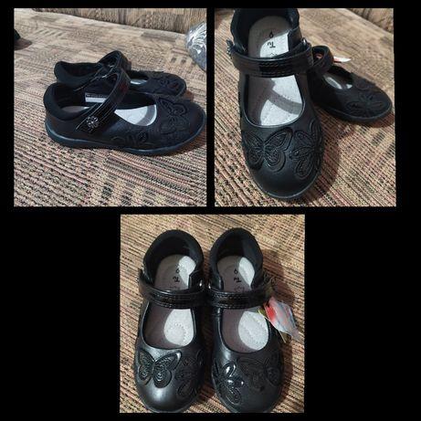 Туфлі Кожані