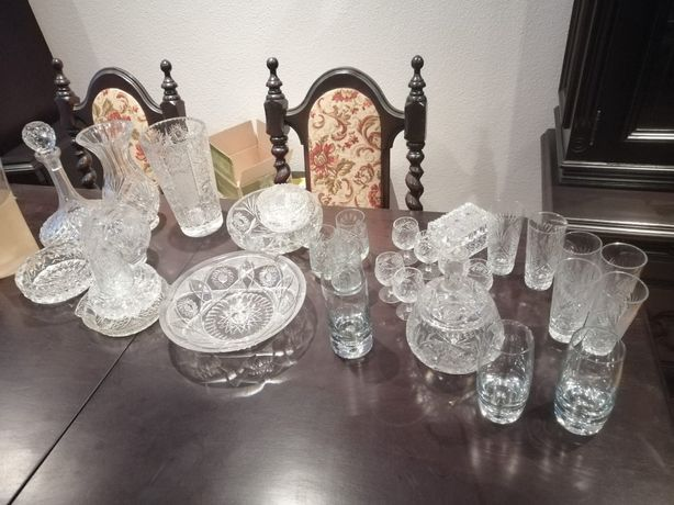 Naczynia kryształowe