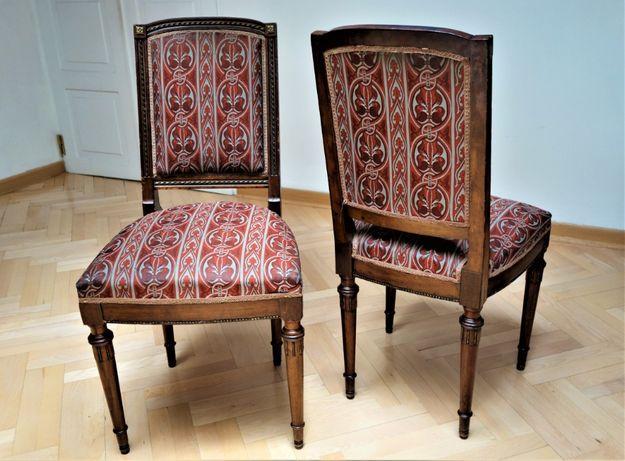 Krzesła XIX wiek