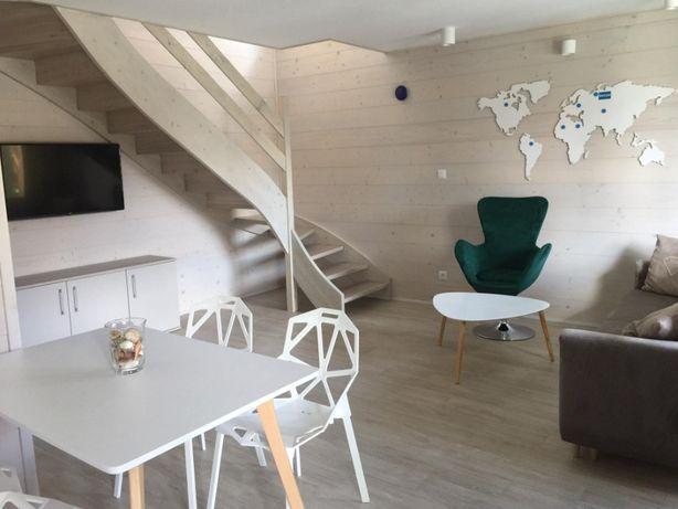 Nowe Domki - Apartamenty Amber House nad morzem Dźwirzyno