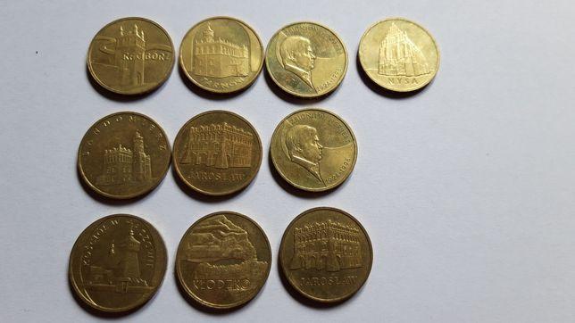 Monety 2 zł kolekcja