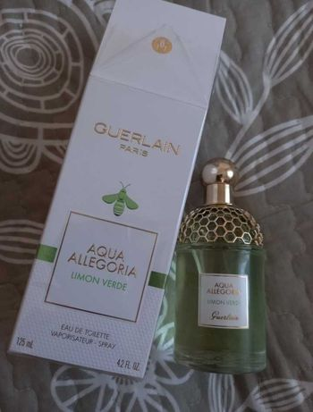 Туалетна вода Guerlain Aqua Allegoria Limon Verde