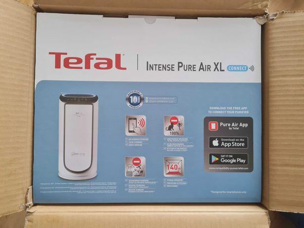 Oczyszczacz powietrza Tefal INTENSE PURE AIR CONNECT XL PU6086, nowy