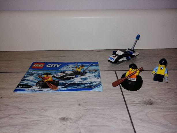 Lego City 60126 Ucieczka na kole