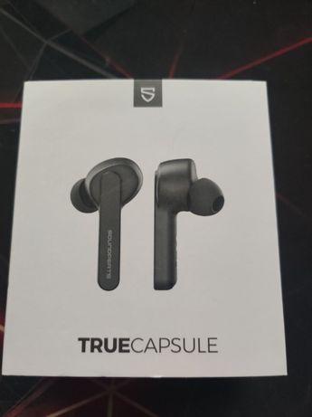Słuchawki Bluetooth TrueCapsule - Nowe