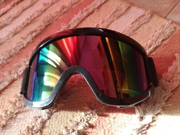 Oculos + Luvas Motocross