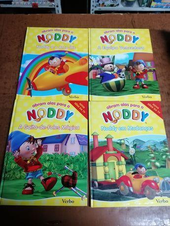 Livros do noddy novos