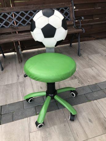 Fotel krzesło obrotowe PIŁKA NOŻNA
