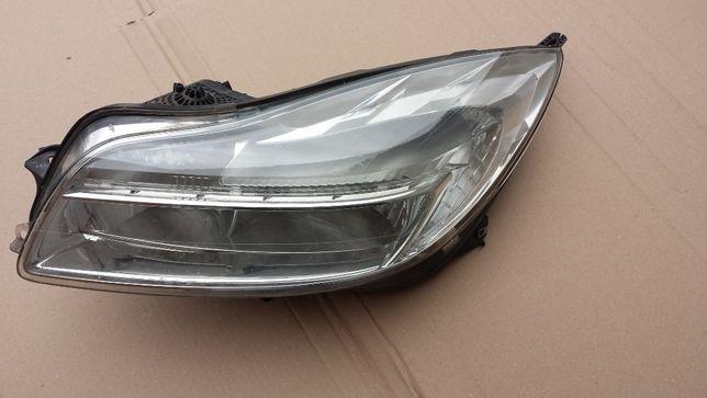 lampa lewy przód lewa przednia Insignia A Angli reflektor przedni Opel
